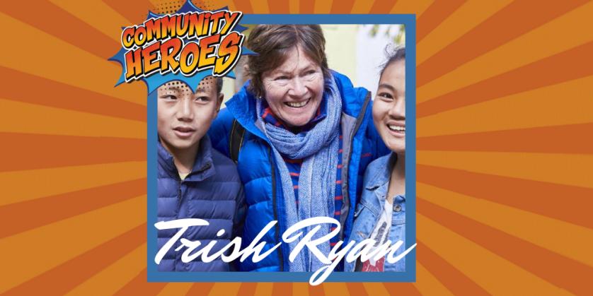 Trish Ryan - Meg's Children Nepal