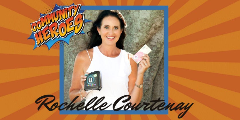 Rochelle Courtenay - Share The Dignity