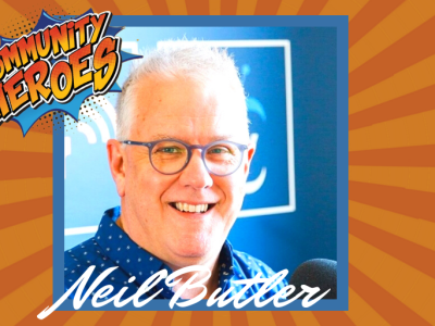 Neil Butler - CEO of Untypical Media